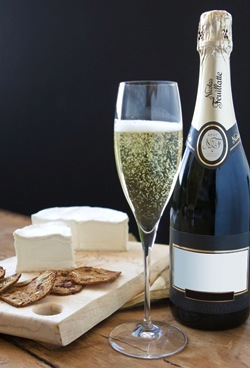BOGO Brie (and Champagne)!