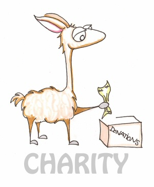 First Cheese For Charity Class raises $218.70!