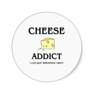 Cheese IS addictive!  Here's Why…