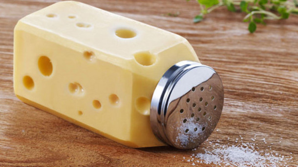 Why do we Salt Cheese?