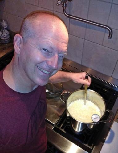 Meet the Cheesemaker: Jim!