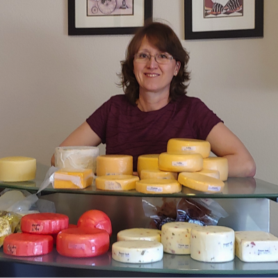 Meet the Cheesemaker: Crystal!
