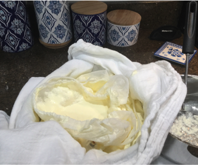 Re-using Cheese Cloth and Butter Muslin