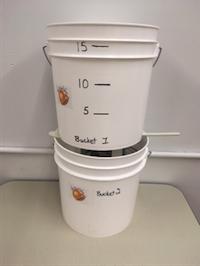 Make a Bucket Press!