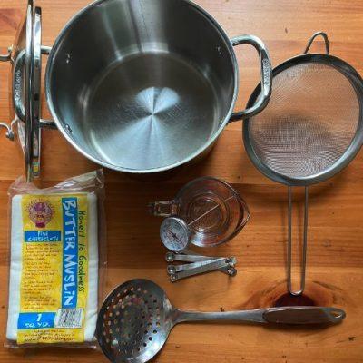 Beginner's Guide to Cheesemaking Equipment
