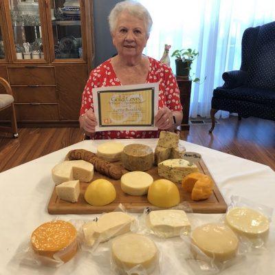 Meet the Cheesemaker – Lorine!